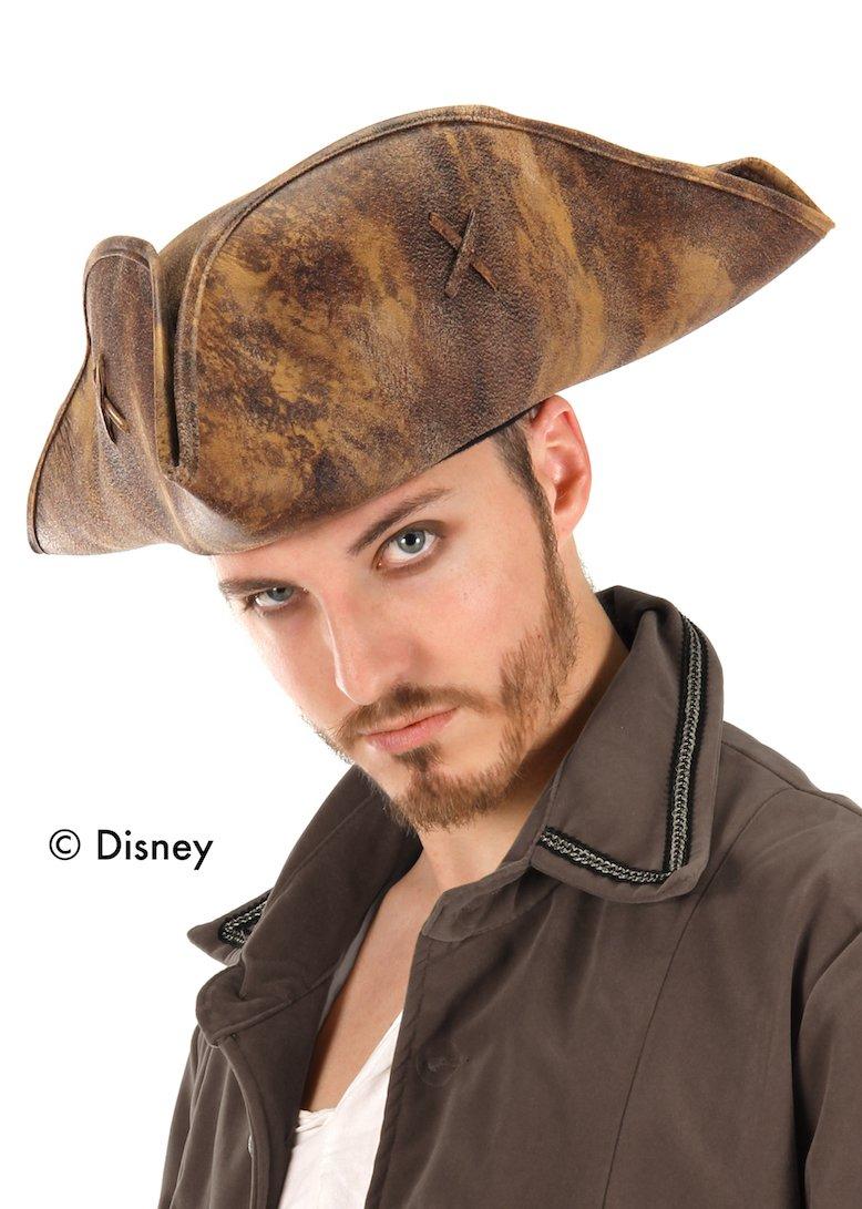elope Disney Pirates Jack Sparrow Costume Hat