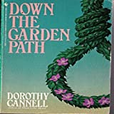 Down the Garden Path, Dorothy Cannell, 0553268953