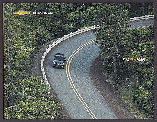 (2015 Chevrolet full-line sales catalog Malibu Impala Corvette Camaro Suburban ++)