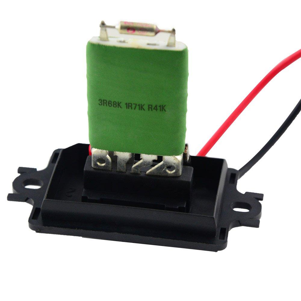 Thg Care7717 2 Replacement Original Heater Motor Blower Fan Resistor Renault Scenic Fuse Box Glove Car Motorbike