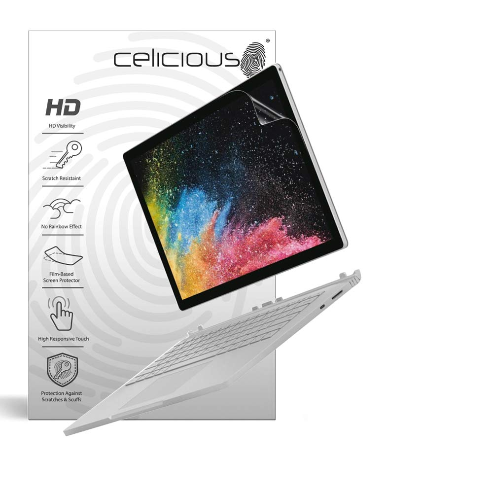 Celicious Vivid Invisible Glossy HD Screen