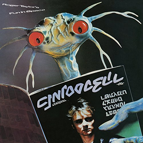 Vinilo : Roger Taylor - Fun in Space (Clear Vinyl)