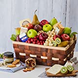 Connoisseur Cheese Basket - The Fruit Company