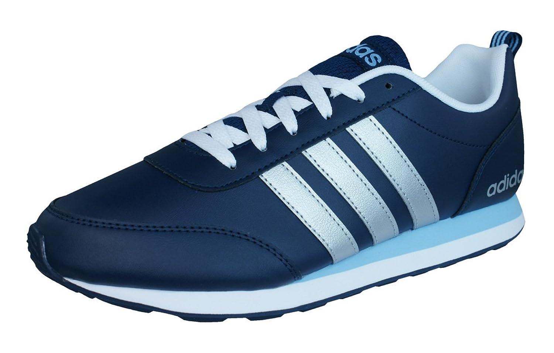 Amazon.com | adidas V Run VS Mens Running Sneakers / Shoes-Navy-10 | Shoes