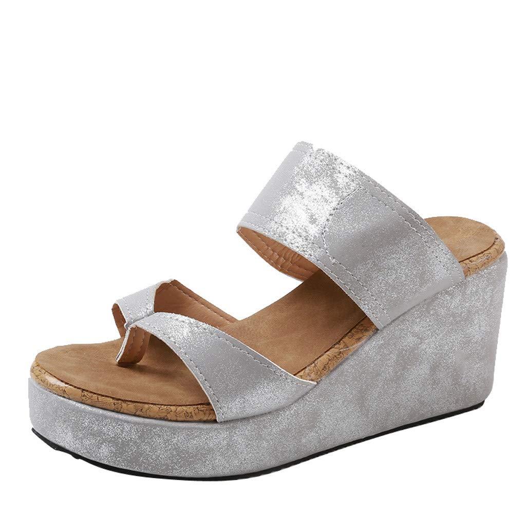 959c6e773f3d Amazon.com  Women Wedge Sandals