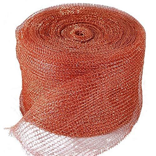 REMOPEST Copper Mesh, 5x100 Ft ()