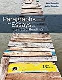 Paragraphs and Essays: With Integrated Readings (MindTap Course List)