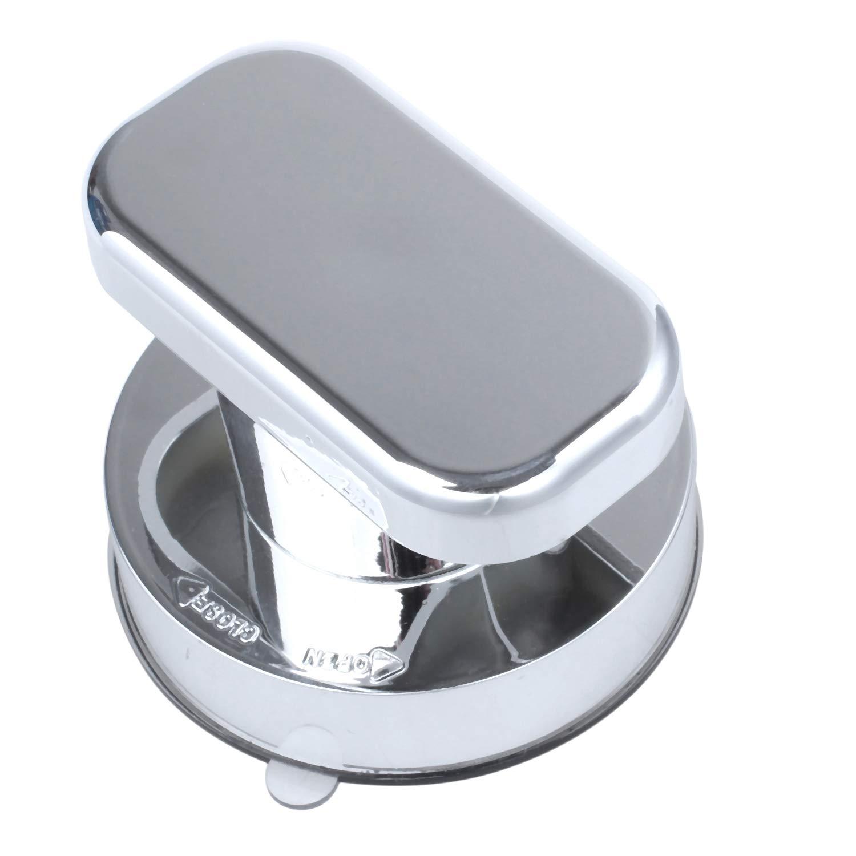 REFURBISHHOUSE Poignee de traction pour la Porte ventouse de Refrigerateur Poignee de Tiroir Poignee de Salle de Bain Bouton de traction des Meubles Pas de vis