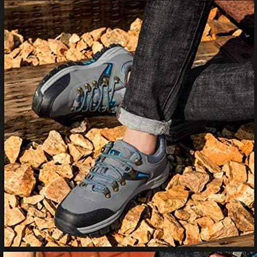 メンズ スポーツシューズ トレッキングシューズ メンズシューズ ハイキングシューズ 登山靴 防滑 防水 衝撃吸収 カジュアル 旅行シューズ 運動 アウトドア クライミングシューズ 大きいサイズ