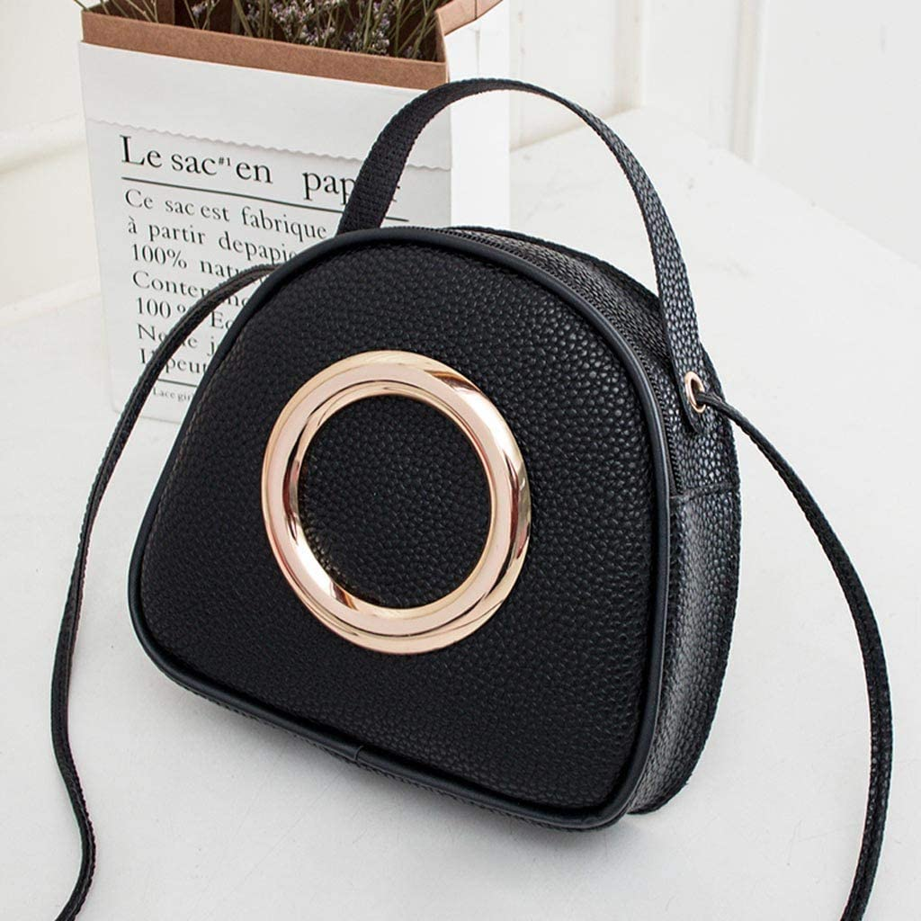BCDshop Deals Women Shoulder Messenger Bag Crossbody Purse Tote Handbag Cute Phone Pack