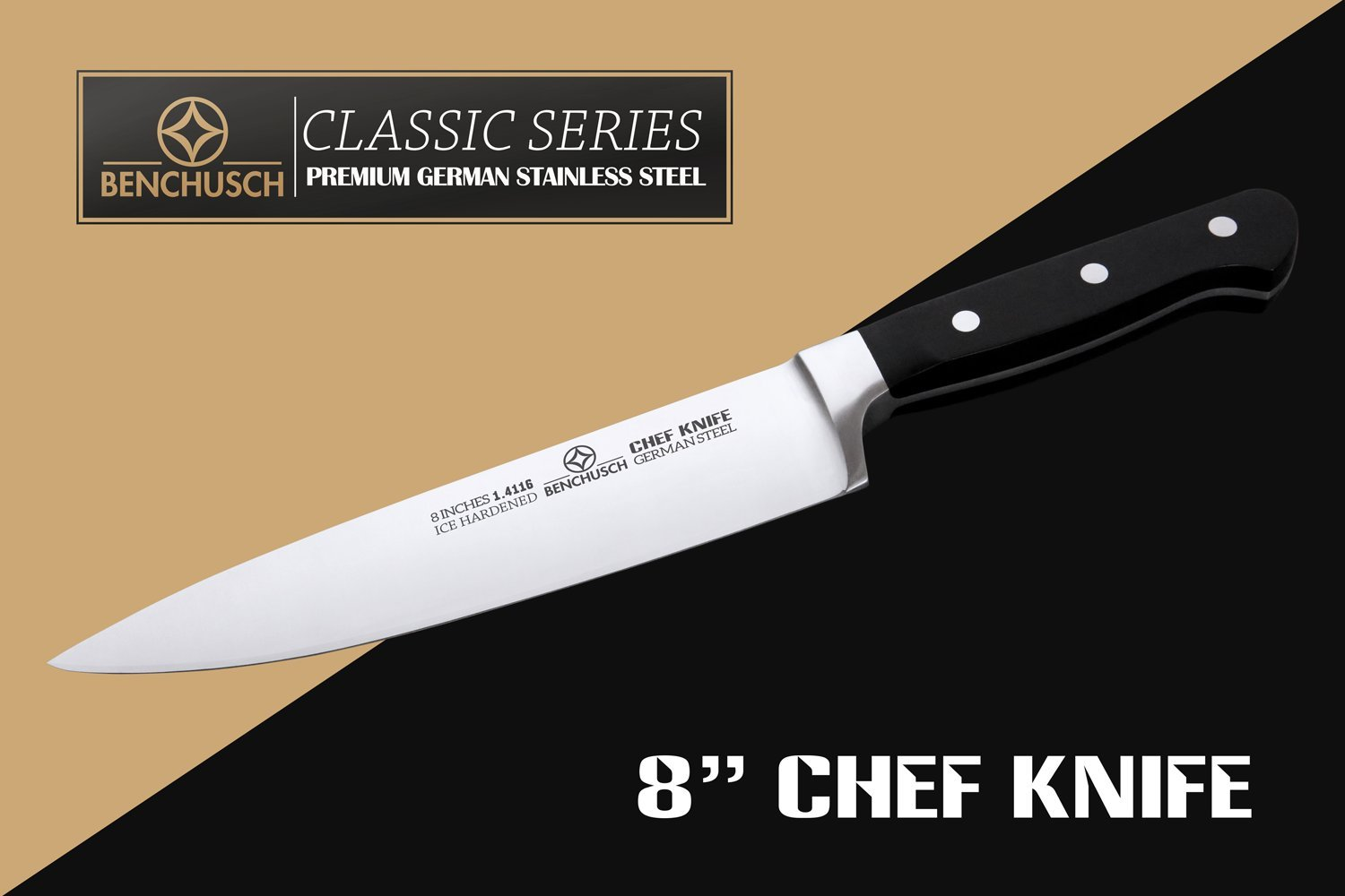 amazon com benchusch professional 8 inch chef knife classic