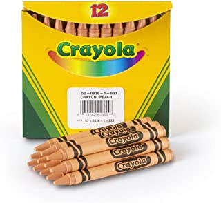 product image for Crayola Crayons In Peach, Bulk Crayons,12 Count (5208361033)
