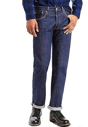 Amazon.com: Levis 501 - Pantalón vaquero para hombre, 33 ...