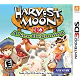 Harvest Moon 3D: A New Beginning - Nintendo 3DS