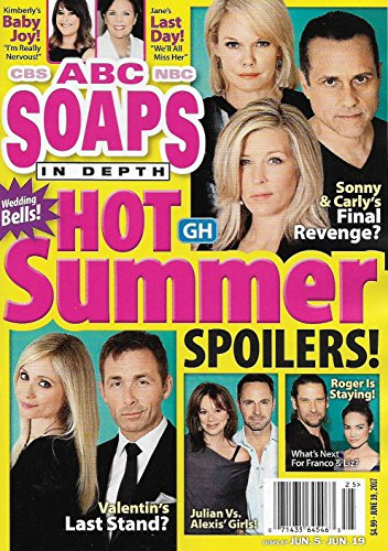 Hot General Hospital Summer Spoilers    June 19  2017 Abc Soaps In Depth