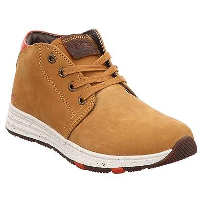 Sneaker Top Braun High Tex Wheat VadoAlan XPiuOZk
