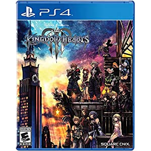 Kingdom Hearts III – PlayStation 4