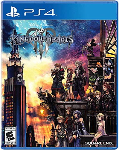 Kingdom Hearts III - PlayStation 4 (Best Final Fantasy Game Of All Time)