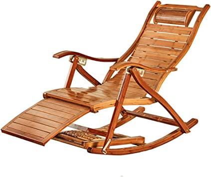 Uitgelezene Lounge chair stoel - schommelstoel Siesta casual huishouden balkon VU-89