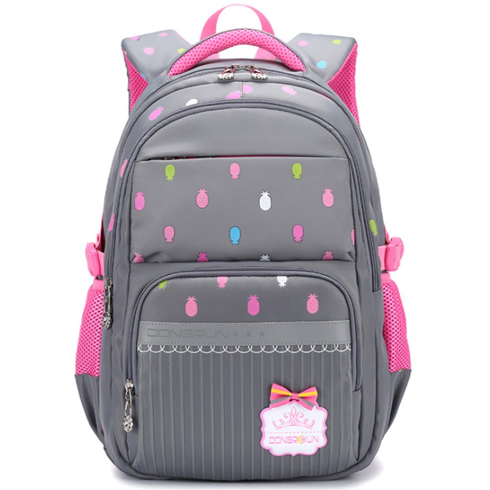 Uniuooi Primary School Bag Backpack for Girls 7-12 Years Old ... 58df16d46762e