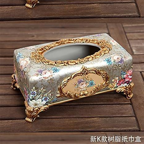 Y-Hui servilletas de papel toalla de papel de la bandeja para la bandeja cuadro