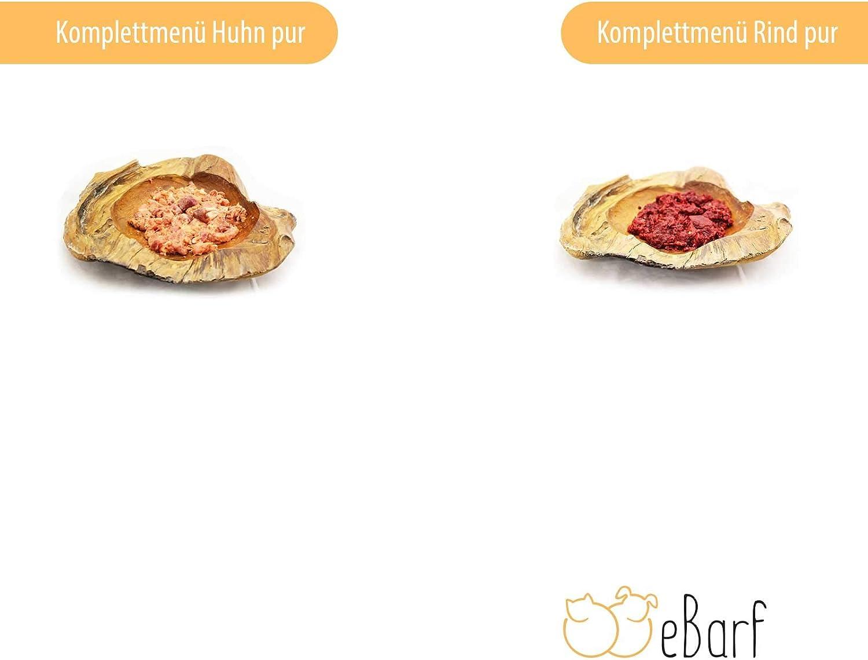 Mangime antigelo Perleberg Barf cibo per gatti 7,8 kg Fix-Barf/® Menu completo per gatti