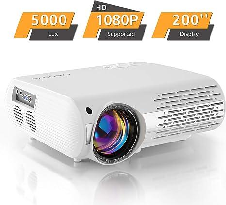 Proyector de Cine en casa de 6000 Lux (550 ANSI) XPE660 soporta ...