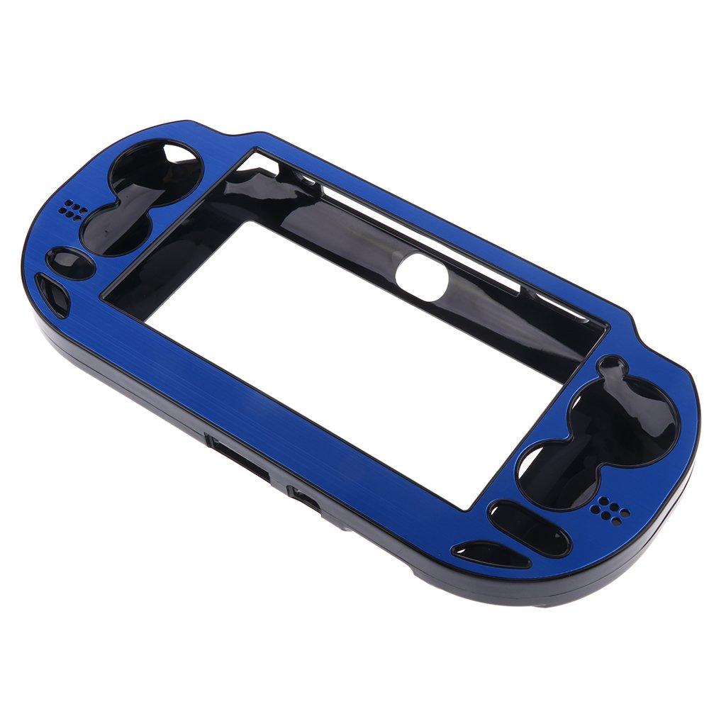 kokiya Funda Protectora Wrap Cover para Sony Playstation PS Vita PSV 1000 Console - Azul