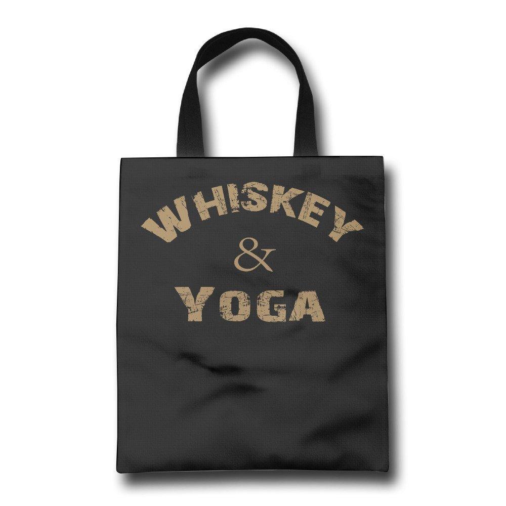 Amazon.com  Whiskey   Yoga Tote Shopping Bags  Books 296198fbe93e5