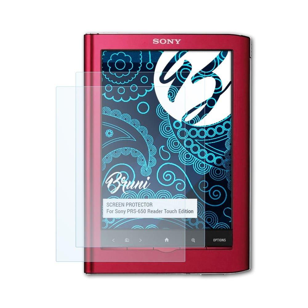 Bruni Película Protectora para Sony PRS-650 Reader Touch Edition ...
