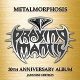 PRAYING MANTIS プレイングマンティス メタルモルフォーシズ 30周年記念アルバム・ジャパニーズ・エディション CD