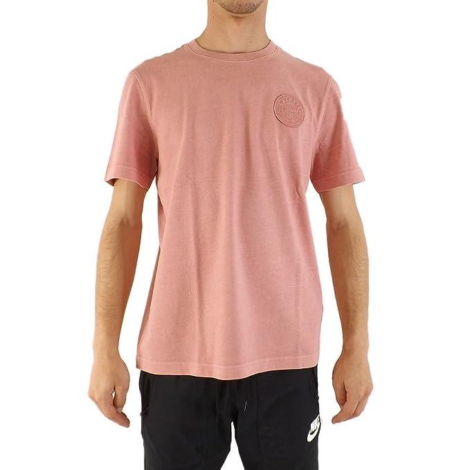 Lacoste Camiseta Live1 Rosa XS (X-Small)