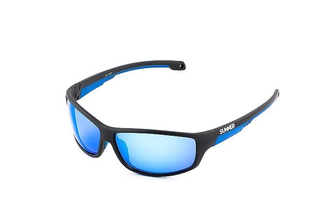 Sunner Gafas de Sol Para Hombre y Mujer Protección UV400 SUP507 Lentes Polarizadas Montura Ligera Resistente