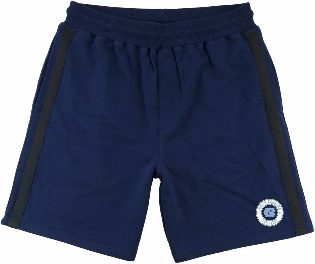 Boxercraft North Carolina Tar Heels Youth NCAA Stadium Shorts – ネイビー、