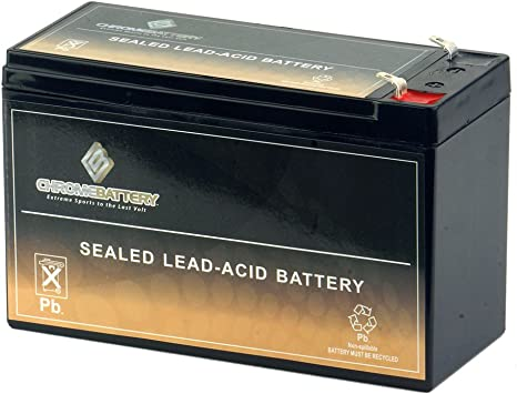 Streamlite LITEBOX LED Replacement Battery by UPS Battery Center