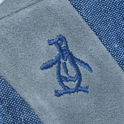 Pinguïn Jack Heren Sneakers / Schoenen Blauw