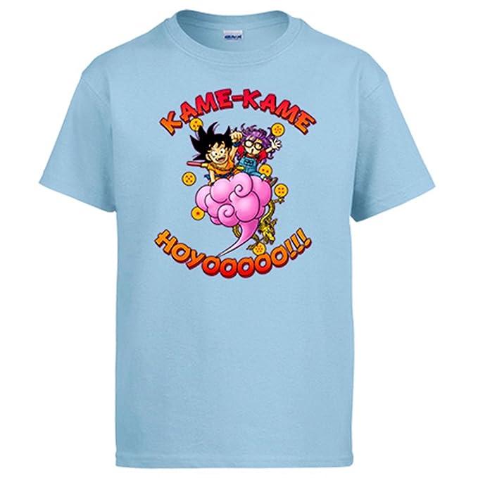 Diver Camisetas Camiseta Dragon Ball Goku y Arale: Amazon.es: Ropa y accesorios