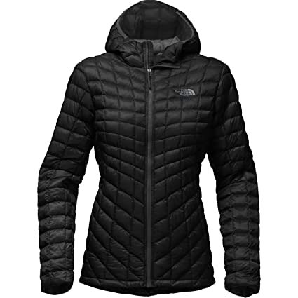 f0f3a0272 The North Face Women's Thermoball Hoodie TNF Black Medium