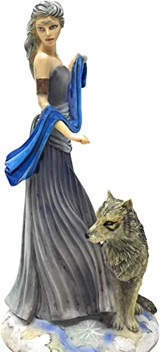 Jessica Galbreth Wolf Maiden Figurine