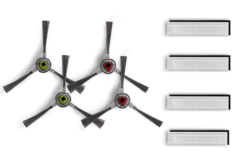 Kit de Recambio para Aspiradora Ecovacs Robotics Deebot Slim ...