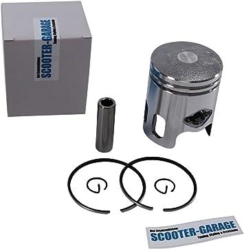 Kolben 50ccm 40mm Für Yamaha Aerox 50 Bws 50 Jog R 50 Mbk Booster 50 Nitro 50 Ovetto 50 Auto
