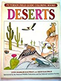 Field Guide to Deserts Coloring Book, Lynn H. Kaufman, 0395670861