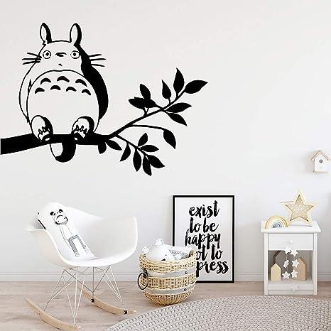 Tianpengyuanshuai Creativo Gato Pared Pintura extraíble Pegatinas de Pared para niños Sala de Estar decoración del hogar Pegatinas de Pared 28X37 cm: Amazon.es: Hogar