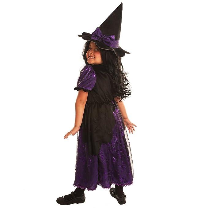 Amazon.com: disiao del niño Wicked Juego de disfraz de bruja ...