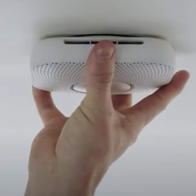 Nest Protect 2 generación de Humo y Detector de monóxido de ...