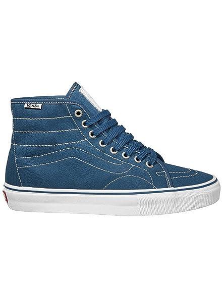 Vans AV Classic High (Herringbone) Navy/White Size 11 Men's Shoe