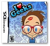 I Heart Geeks - Nintendo DS