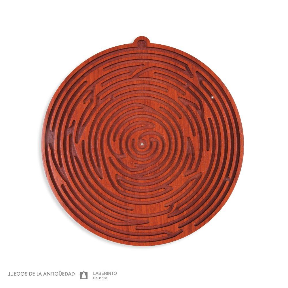 Spiele der Antike – Brettspiel, Holz mit ROT STIEL Games Pico Pao 131