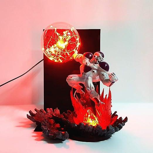 Dragon Ball Figura De Acción Freezer Frieza Lámpara Led Modelo ...