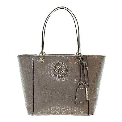 7b30616c2d40 Guess Women s Tote Bag Purple taupe 29 cm  Amazon.co.uk  Shoes   Bags